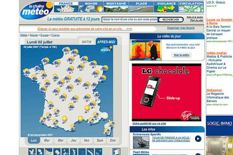 Course au Large - La Chaîne Météo : 12 jours de prévisions gratuites !