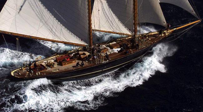 Yacht Classique-Mariette