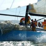 TP52 aux St Francis Big Boat Series 2004