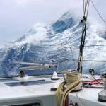 Grossse vague à bord d'UUDS