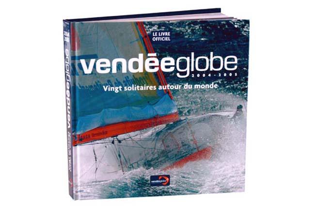 Le livre Officiel du Vendée Globe