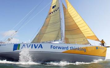 Aviva Challenge - Dee Caffari