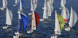 Prologue de la Solitaire Afflelou Le Figaro