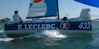 Corentin Douguet sur E.Leclerc-Bouygues Telecom