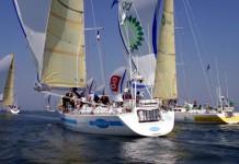 Global Challenge - Départ de La Rochelle