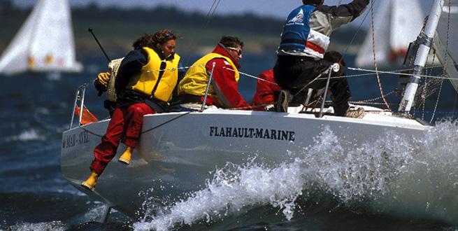 J80 Flahault Marine