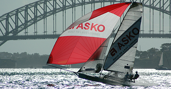 18 pieds Australiens / Sydney