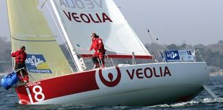Jourdain & Nélias Figaro 2 Veolia