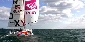 Roxy Davies Barrier Transat AG2R