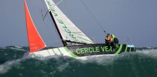 Gildas Morvan Erwan Tabarly Cercle Vert