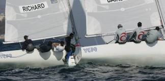 Marseille International Match Race 11