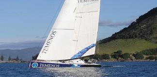 Temenos II Dominique Wavre première navigation Nouvelle Zélande