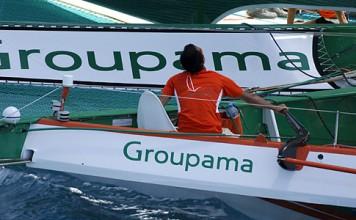Groupama 2 qualification Route du Rhum