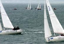 Match Racing féminin Grade 1 St Quay 2006