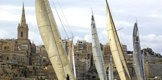 Depart Middle Sea Race