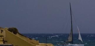 Rambler gagne la Middle Sea 2007