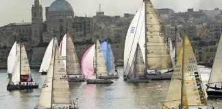 Middle Sea Race 2008