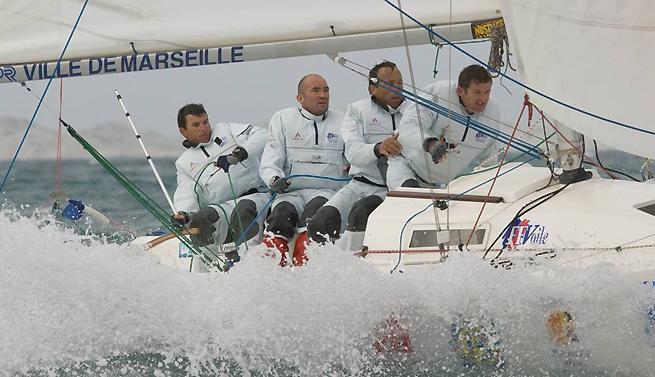 Sébastien Col équipage 2008
