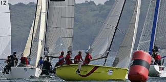 sportboat au grand prix de l Ecole navale