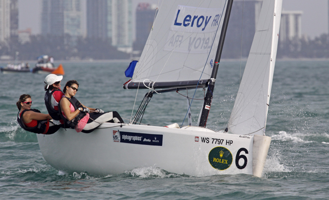 Claire Leroy Miami 2010