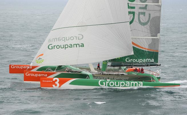Groupama 3