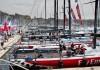La flotte à quai à Marseille