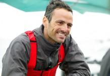 Franck Cammas Trophée Clairefontaine