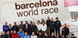 Skippers Barcelona World Race 2010