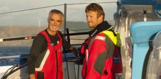 Dick et Peyron à Wellington