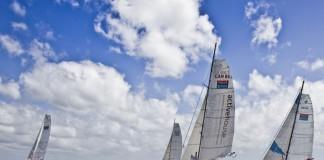 Flotte de 4 bateaux Velux