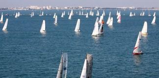 Départ la Rochelle 2011