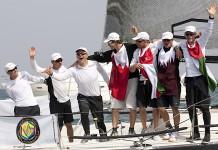 Courrier Dunkerque Tour d`Arabie