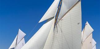 Voiles de Saint Tropez voiliers classiques