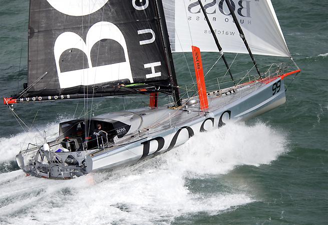 Hugo Boss Vendée Globe 2012