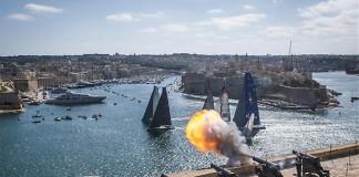 Départ Middle Sea Race 2012