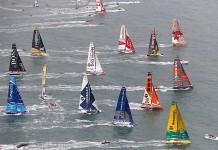 Départ Vendée Globe 2012