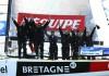Victoire de Troussel à Brest