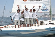 Rocha Mondial J80 Marseille 2013 vainqueur
