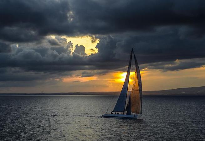 Morning Glory Middle Sea Race 2013