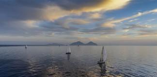 Temps calme Middle Sea Race 2013