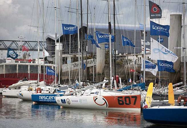 Ponton Lorient BSM