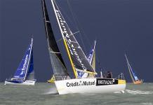Flotte au Havre Allmer Cup