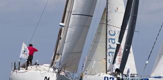 Départ Normandy Channel Race 2014