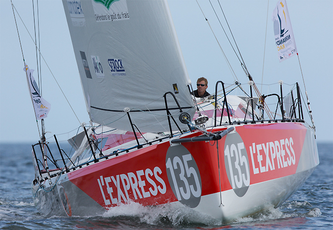 L`Express Normandy Channel Race