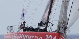 Groupement Flo Normandy Channel Race 2014