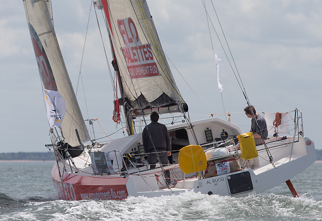 Groupement Flo Normandy Channel Race