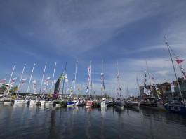 La flotte à Plymouth