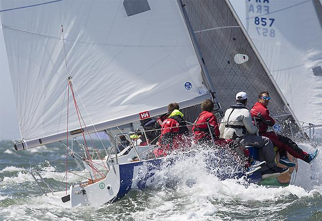 Normandy Sailing Week 2014