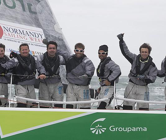 Groupama au Havre Normandy sailing Week