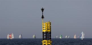 Flotte au large du Finistère
